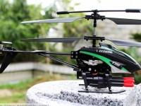هلیکوپتر تیرانداز مدل WL-V398