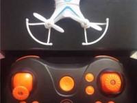 کوادکوپتر مینی با ابعاد 8 سانتیمتر مدل x24 space explorer