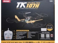 کوادکوپتر TK 107H (قابلیت نصب دوربین )