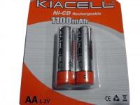 باتری شارژی قلمی نیکل کادیوم 1100میلی آمپری