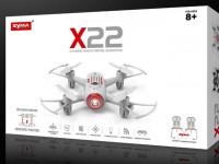 کوادکوپتر سایز کوچک SYMA X22