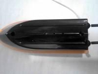 قایق کنترلی دو موتوره ( قابلیت حرکت به 4 سمت مختلف)