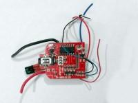 دسته کنترل و مدار هلیکوپتر 3.5 کاناله LH-1303