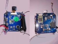 دسته کنترل و مدار کوادکوپتر سایما syma x21w ( دارای دوربین وای فای آنبورد )