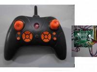 دسته کنترل و مدار کوادکوپتر lh-x20