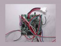 دسته کنترل و مدار کوادکوپتر m6