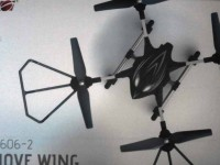 کوادکوپتر w606-2 با دوربین ارسال تصویر