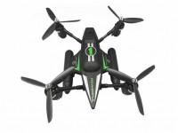 کوادکوپتر زمینی - آبی - هوایی q353