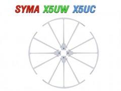 4 عدد محافظ پره کواد SYMA X5uw-X5uc