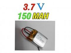 باتری لیتیوم پلیمر اورجینال 150میلی آمپر (150MAH)
