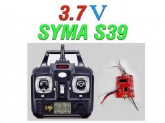 دسته کنترل و مدار هلیکوپتر سایما SYMA S39