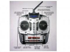 کوادکوپتر BR6803 با طول 40 سانتیمتر و قابلیت نصب دوربین