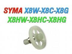 چرخ دنده درشت کوادکوپتر های سایما SYMA X8c-x8w-x8g-x8hw-x8hc-x8hg