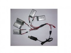 مبدل و افزاینده ی تعداد خروجی شارژر کوادکوپتر -lh-x10-syma x5-x5c-x5sw-x5sc