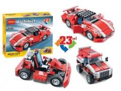 لگوی 3110 با قابلیت ساخت 23 مدل ماشین و موتور