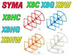 4 عدد محافظ پره syma x8g-x8c-x8w-x8hg-x8hc-x8hw