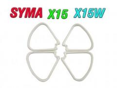 4 عدد محافظ پره کوادکوپتر سیما SYMA X15