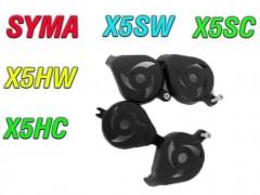 4 عدد کاور چرخدنده کوادکوپتر سیما SYMA X5SC-X5SW-X5HC-X5HW