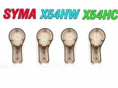 4 عدد قطعات فریم کواد کوپتر سایما x54HW-X54HC