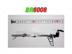 موتور ، پره و میله دم هلیکوپتر کنترلی BR6008