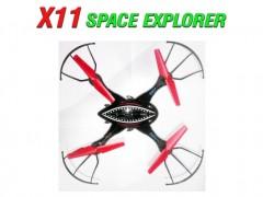 فریم کوادکوپتر X11 SPAC EXPLORER