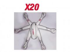 فریم هگزاکوپتر X20
