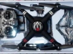 کوادکوپتر WL-Q303 با دوربین ارسال تصویر