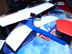 هواپیمای رادیوئی 2.4gh با بدنه فومی مدل yt-102