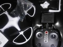 کوادکوپتر LH-X25WF با دوربین ارسال تصویر وای فای