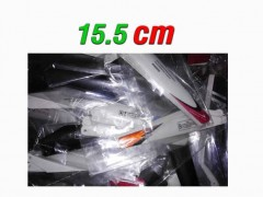 4 عدد ملخ استوک هلیکوپتر کنترلی( طول ملخ حدود 15 سانتیمتر)