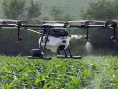 کوادکوپتر و کشاورزی