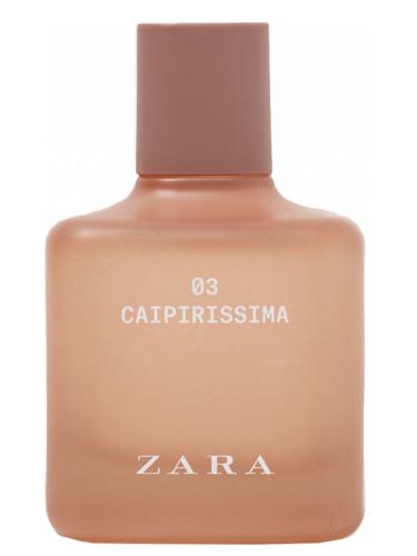 عطر و ادکلن زنانه 03 کایپیریسیما برند زارا ( ZARA - 03 CAIPIRISSIMA )