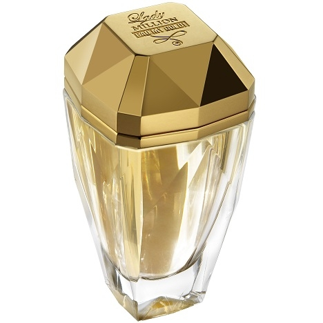 تستر  ادو تویلت زنانه پاکو رابان مدل Lady Million Eau My Gold حجم 80 میلی لیتر