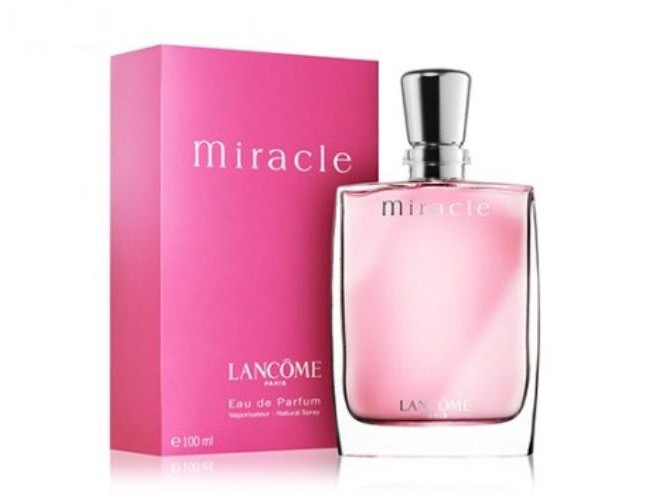 عطر زنانه لانکوم میراکل ۱۰۰ میل ادوپرفیوم / Lancome Miracle for women