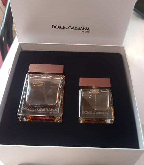 گيفت ست اورجينال دی اند جی دلچه گابانا دوان مردانه-Dolce Gabbana The One for men EDT