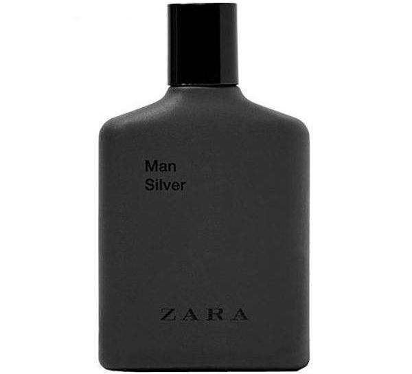 Zara Man Silver زارا من سیلور