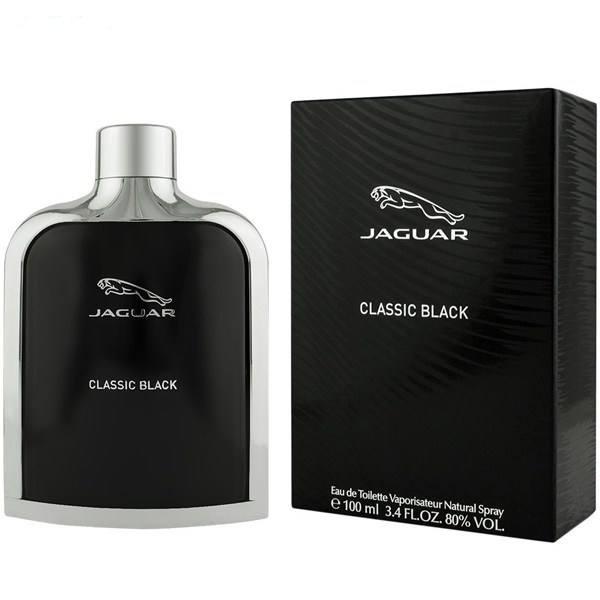 Jaguar Classic Black جگوار کلاسیک بلک