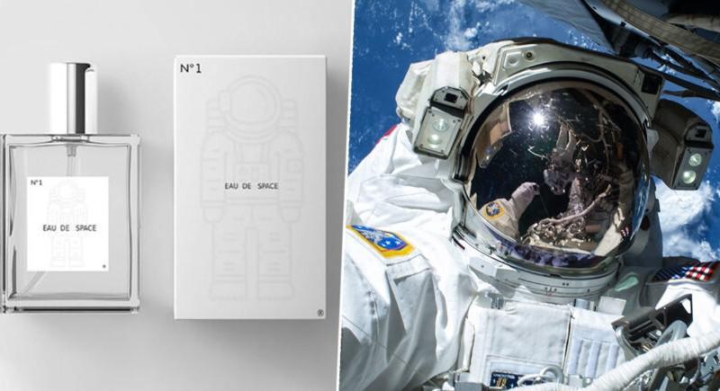 با Eau de Space آشنا شوید؛ عطر تلخ و اسموکی که بوی فضا میدهد