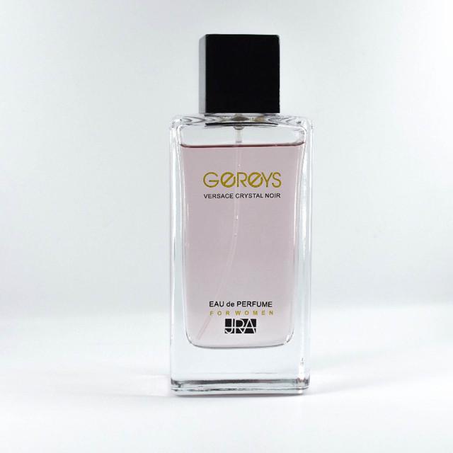 ادو پرفیوم زنانه گریس مدل  VERSACE Crystal Noir حجم 100 میلی لیتر