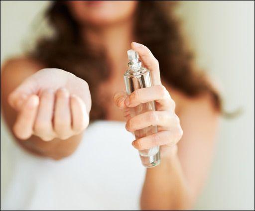چرا عطر زدن مهم است؟