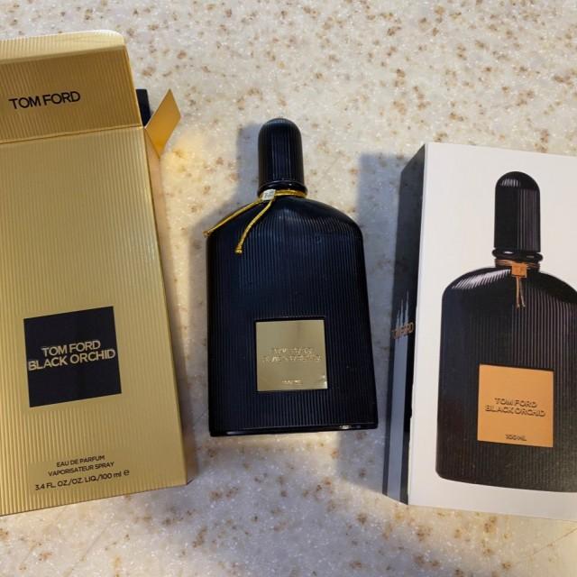 ادکلن اورجينال امارات زنانه تام فورد بلک اورکید Tom Ford Black Orchid Eau De Parfum For Women