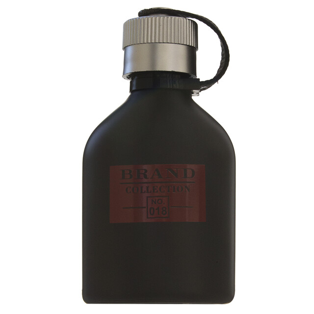 عطر جیبی مردانه برند کالکشن مدل 018 hugo حجم 25 میلی لیتر