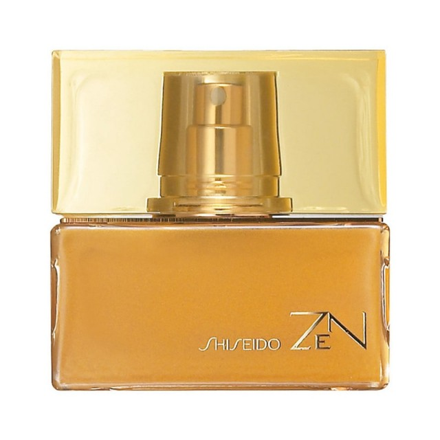 تستر  عطر شیسیدو زن زنانه طلایی | Shiseido Zen