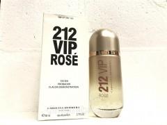 تستر اورجينال مدل 212VIP Rose