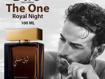 تستر  ادو پرفیوم مردانه دولچه اند گابانا مدل The One Royal Night