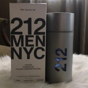 تستر مردانه کارولینا هررا مدل Men NYC 212