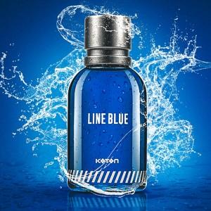 عطر و ادکلن مردانه لاین بلو برند کوتون ( KOTON - LINE BLUE )
