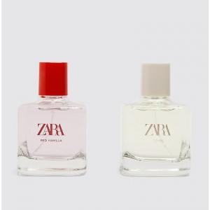 ست زنانه عطر و ادکلن رد وانیلا – فم برند زارا ( ZARA - RED VANILLA - FEMME )