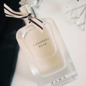 عطر و ادکلن زنانه کشمیر رز برند زارا ( ZARA - CASHMERE ROSE )
