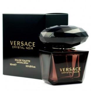 Versace Crystal Noir ورساچه کریستال نویر ادو تویلت